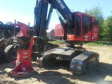 2015 TimberPro 725L Harvester