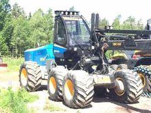 2014 Rottne H14C Harvester
