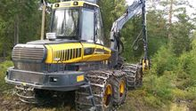 2012 Ponsse Ergo 8W Harvester