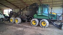 1996 Timberjack 810B Forwarder