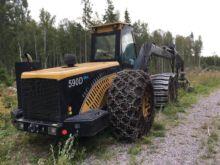 2010 Eco Log 590D Harvester