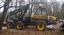 2006 Ponsse Ergo Harvester