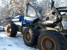 2010 Rottne H-20 Harvester