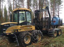 2011 Eco Log 574C Forwarder