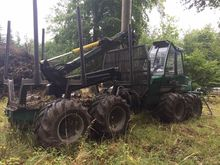 2012 Gremo 1350 VT Forwarder
