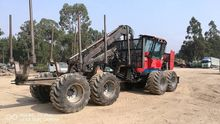 2001 Valmet 860 Forwarder