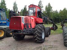 Used 2010 Valmet 901