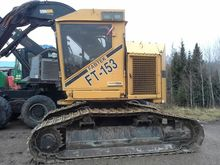 2005 Fabtek FT153 Harvester