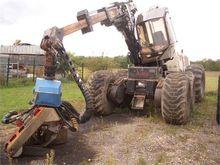 1998 Valmet 921 Harvester