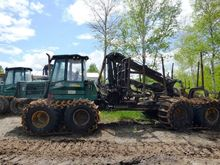 2006 Timberjack 1710 D Forwarde