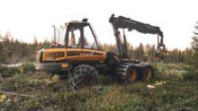 2005 Ponsse Beaver Harvester