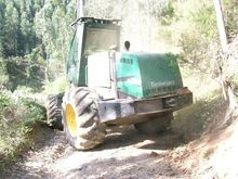 2003 Timberjack 1270D