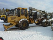 1999 Fabtek 546B Forwarder