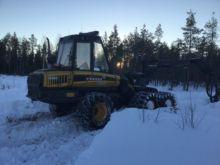 2012 Ponsse Beaver Harvester