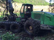 2011 John Deere 1470e Harvester