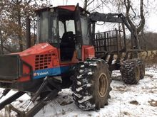 2008 Valmet 840 Forwarder