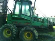 2003 Timberjack 1110 Forwarder