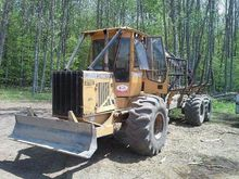 2005 Fabtek 346B Forwarder