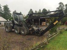 2008 Logset Titan H8 Harvester