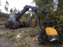 2012 Ponsse Bear 6w Harvester