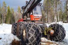2006 Valmet 911.3 Harvester