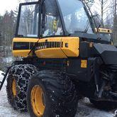 2010 Ponsse Fox Harvester