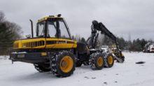 2002 Ponsse Ergo Harvester