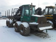 2004 Timberjack 1110D Forwarder