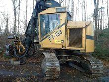 2004 Fabtek FT133 Harvester