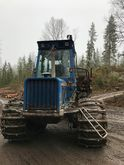2007 Rottne Rapid SMV Forwarder