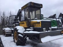 2000 Ponsse Bison Forwarder