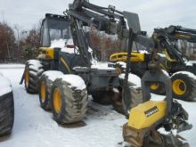 2003 Ponsse Ergo Harvester