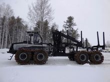 2012 Logset 10F Forwarder