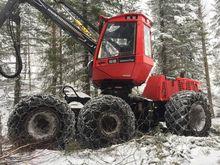 2013 Komatsu 911.5 Harvester