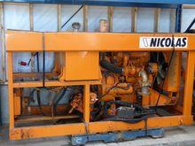 Nicolas Unité hydraulique