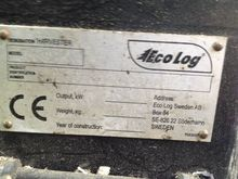 2011 Eco Log 560D ECO-LOG Harve