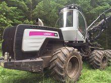 2013 Logset H8 6w Harvester