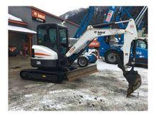 2014 Bobcat E35 Excavator