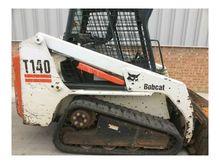 2005 Bobcat T140 Loader