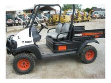 2010 Bobcat 2200G Utility Vehic