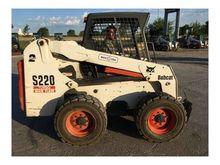 2003 Bobcat S220 Skid-Steer Loa