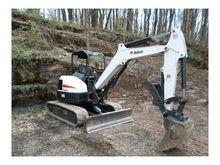 2013 Bobcat E45 Excavator