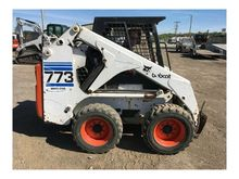 1998 Bobcat 773 Skid-Steer Load