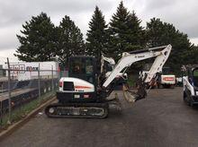2015 Bobcat E50 Excavator