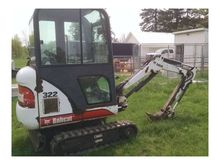 2002 Bobcat 322MX Excavator