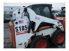 2002 Bobcat S185 Skid-Steer Loa