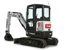 2015 Bobcat E26 T4 Long Arm Exc
