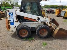 1996 Bobcat 763 Skid-Steer Load
