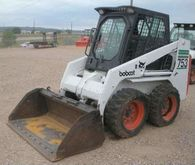 1998 Bobcat 753 Skid-Steer Load