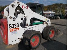2010 Bobcat S330 Skid Steer